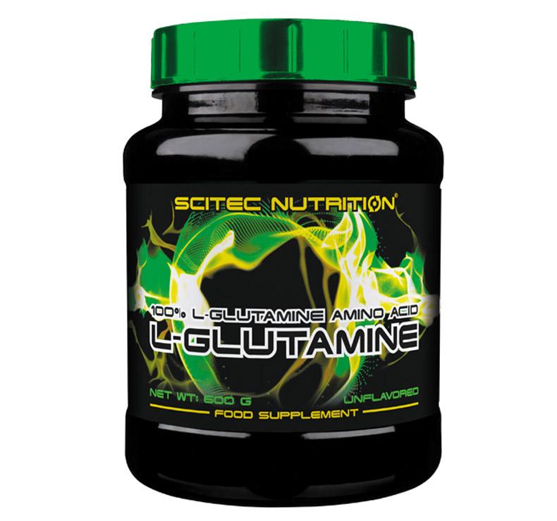 Scitec Nutrition L-Glutamine - 600gr