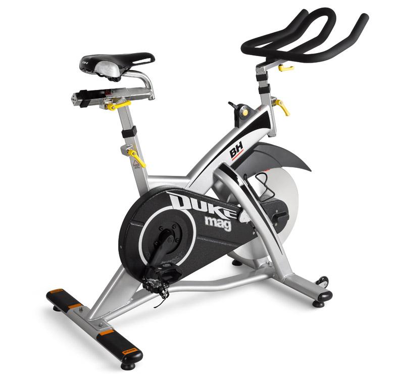 Bicicleta Ciclismo Indoor BH Duke Mag