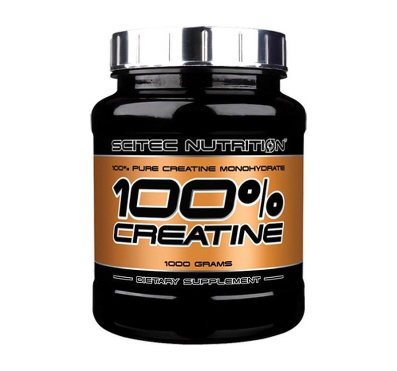 Scitec Nutrition 100% Creatine Monohydrate - 1kg