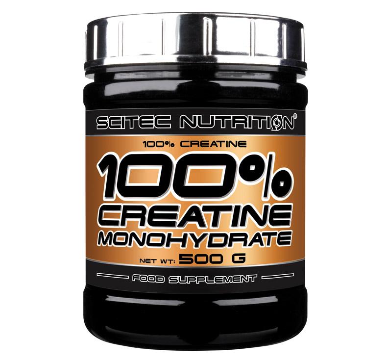 Scitec Nutrition 100% Creatine Monohydrate - 500gr