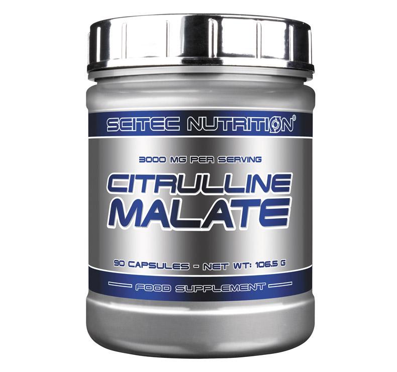 Scitec Nutrition Citrulline Malate - 90 cápsulas