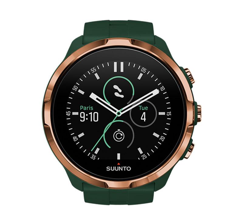 Reloj GPS Suunto Spartan Sport Wrist HR Forest Special Edition