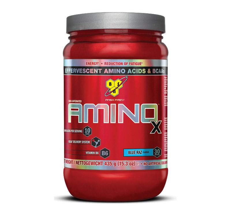 BSN Amino X - 435gr (30 servings) - Frambuesa