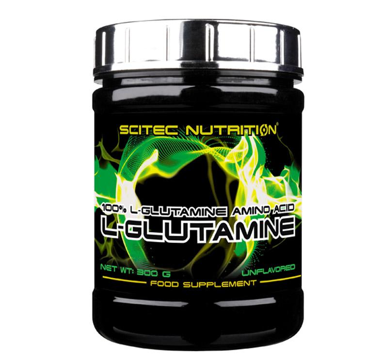 Scitec Nutrition L-Glutamine - 300gr