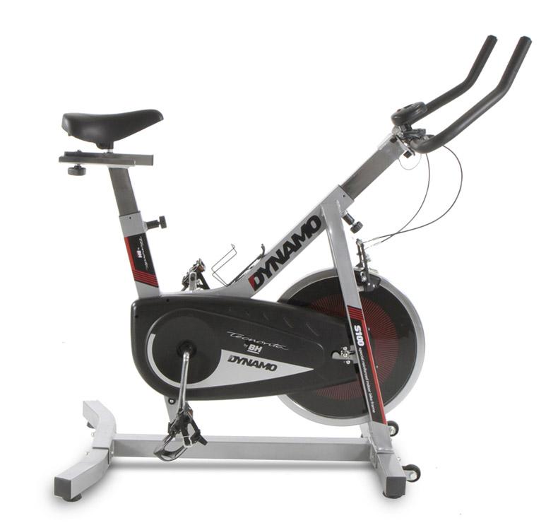Bicicleta Ciclismo Indoor Tecnovita Dynamo S100 YF952