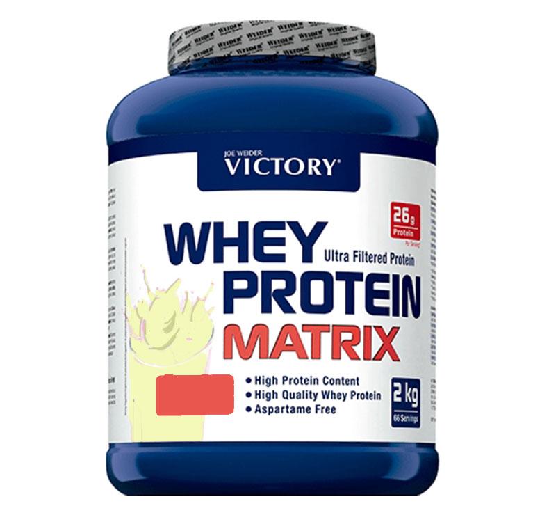 Victory Whey Protein Matrix- 2.kg - Vainilla
