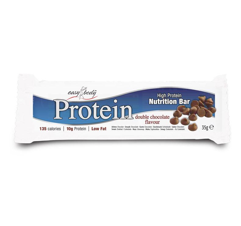 QNT Easy Body Protein Bar - 24x35gr - Chocolate